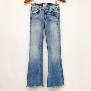 McGuire Denim Light Wash Flare Jeans 24 Style 15H
